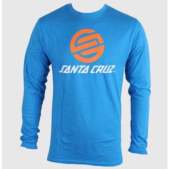 tričko pánske SANTA CRUZ - Stripknot - Swedish Blue, SANTA CRUZ
