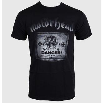 tričko pánske Motörhead - Danger - Black - ROCK OFF
