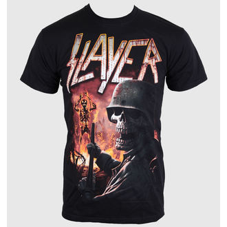tričko pánske Slayer - Torch - Black - ROCK OFF, ROCK OFF, Slayer