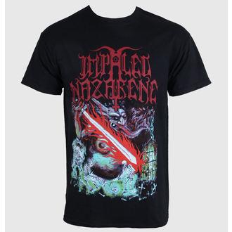 tričko pánske Impaled Nazarene - Vogorous And Liberating Death - RAZAMATAZ, RAZAMATAZ, Impaled Nazarene
