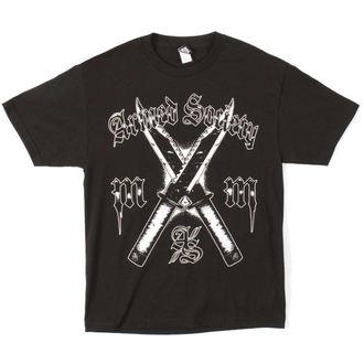 tričko pánske METAL MULISHA - STAB, METAL MULISHA