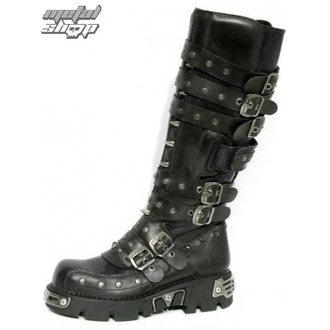 topánky NEW ROCK - Rivet High Boots (796-S1)