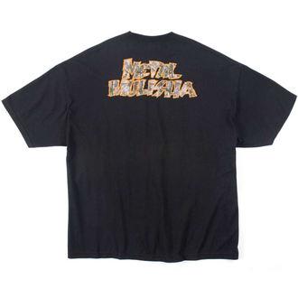 tričko pánske METAL MULISHA - STEALTH - BLK