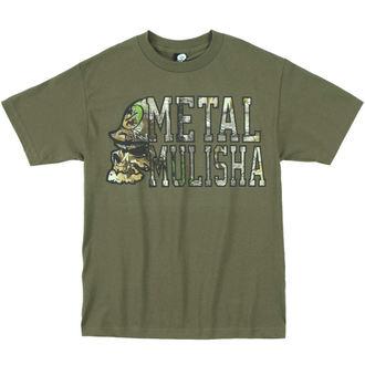 tričko pánske METAL MULISHA - Lockup, METAL MULISHA