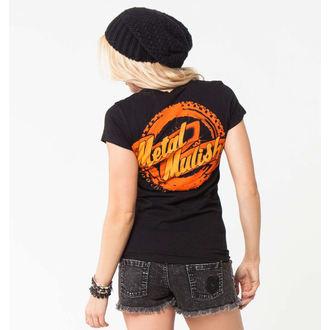tričko dámske METAL MULISHA - MOTO CLUB, METAL MULISHA