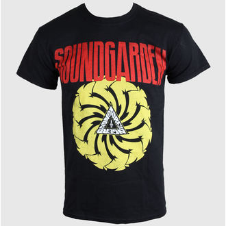 tričko pánske SOUNDGARDEN - BAD MOTOR FINGER - BLACK - LIVE NATION, LIVE NATION, Soundgarden