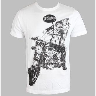 tričko pánske DISTURBIA - Pestilence - White, DISTURBIA
