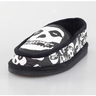 topánky (papuče) IRON FIST - Misfits - Black, IRON FIST, Misfits