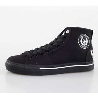 topánky IRON FIST - Misfits High Top - Black, IRON FIST, Misfits