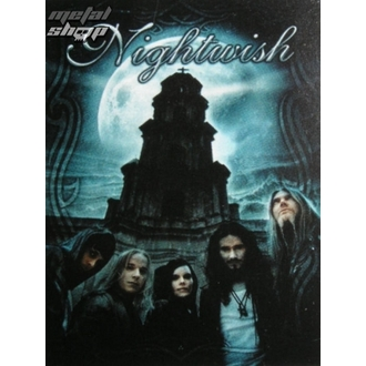 vlajka Nightwish HFL 0925, HEART ROCK, Nightwish