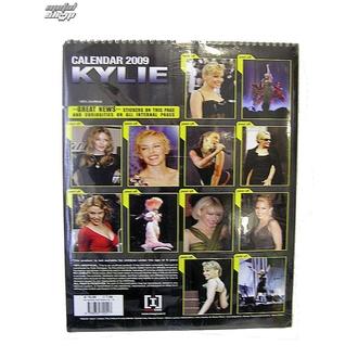 kalendár na rok 2009, Kylie Minoque