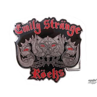 pracka na kožený opasok EMILY THE STRANGE, EMILY THE STRANGE