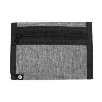 peňaženka MEATFLY - DART - B - 1/26/55 - Heather Grey Black, MEATFLY