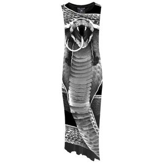 šaty dámske KILLSTAR - Cobra, KILLSTAR