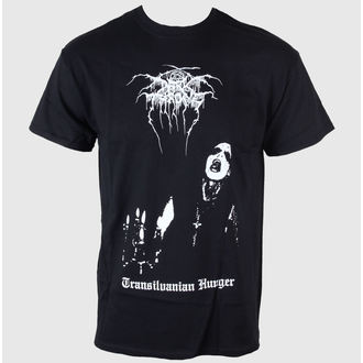 tričko pánske Darkthrone - Transylvania Hunger - JSR, Just Say Rock, Darkthrone