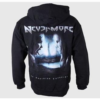 mikina pánska Nevermore - Logo-Album Back - JSR, Just Say Rock, Nevermore