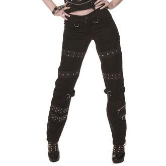 nohavice dámske DEAD THREADS - TT9809