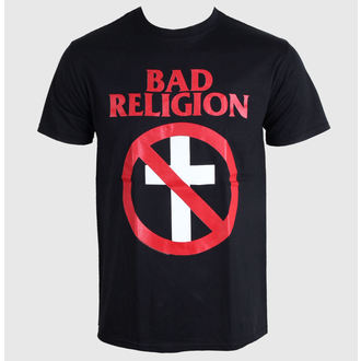 tričko pánske Bad Religion - Cross Buster - PLASTIC HEAD, PLASTIC HEAD, Bad Religion