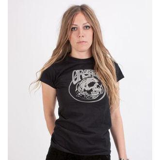 tričko dámske Orchid - Skull Logo - NUCLEAR BLAST, NUCLEAR BLAST, Orchid