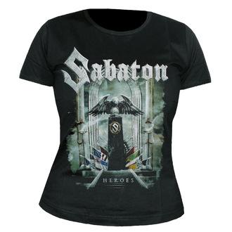 tričko dámske Sabaton - Heroes - NUCLEAR BLAST, NUCLEAR BLAST, Sabaton