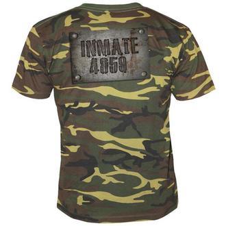 tričko pánske Sabaton - Inmate Camouflage - NUCLEAR BLAST, NUCLEAR BLAST, Sabaton