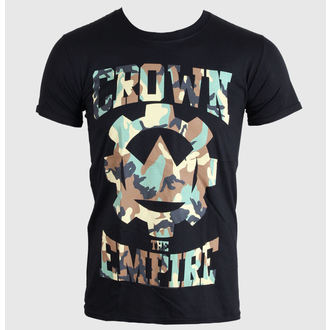 tričko pánske Crown The Empire - Run And Hide - PLASTIC HEAD, PLASTIC HEAD, Crown The Empire