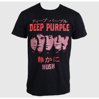 tričko pánske Deep Purple - Hush Japan - PLASTIC HEAD, PLASTIC HEAD, Deep Purple