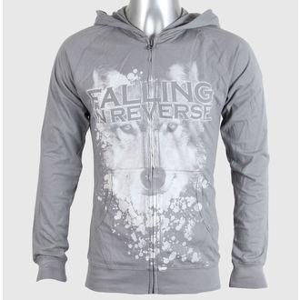 mikina pánska Falling in Reverz - Wolf Face - PLASTIC HEAD, PLASTIC HEAD, Falling In Reverse