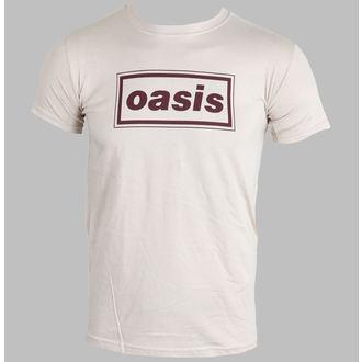 tričko pánske Oasis - Classic Logo (Brown) - PLASTIC HEAD, PLASTIC HEAD, Oasis