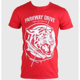tričko pánske Parkway Drive - Tiger Bones - PLASTIC HEAD, PLASTIC HEAD, Parkway Drive