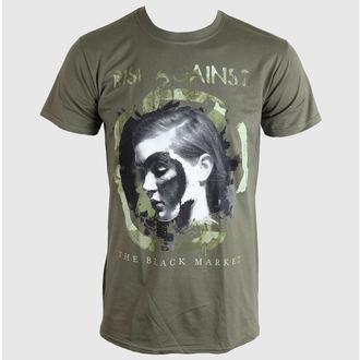 tričko pánske Rise Against - Marked - PLASTIC HEAD, PLASTIC HEAD, Rise Against
