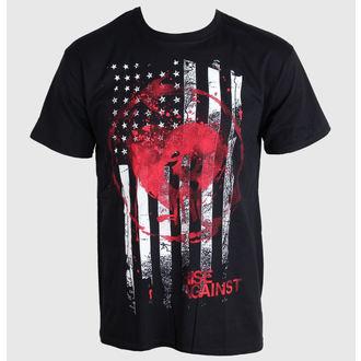 tričko pánske Rise Against - Stained Flag - PLASTIC HEAD - PH8323