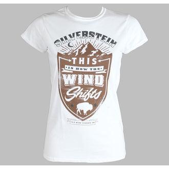 tričko dámske Silverstein - Crestl - PLASTIC HEAD, PLASTIC HEAD, Silverstein