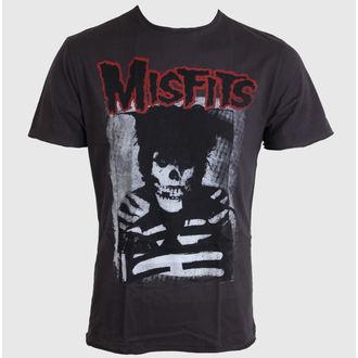 tričko pánske Misfits - AMPLIFIED - Charcoal, AMPLIFIED, Misfits