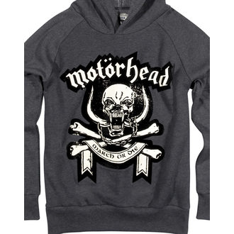 mikina pánska Motörhead - Marl - AMPLIFIED - Dark Grey, AMPLIFIED, Motörhead