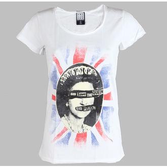 tričko dámske Sex Pistols - Queens - AMPLIFIED