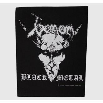 nášivka veľká Venom - Black Metal - RAZAMATAZ, RAZAMATAZ, Venom