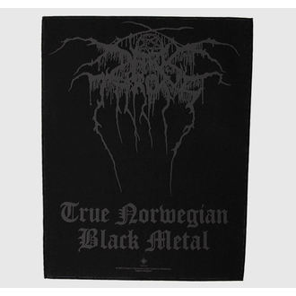 nášivka veľká Darkthrone - True Norweigan Black Metal - RAZAMATAZ, RAZAMATAZ, Darkthrone