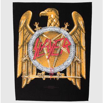 nášivka veľká Slayer - Golden Eagle - RAZAMATAZ, RAZAMATAZ, Slayer