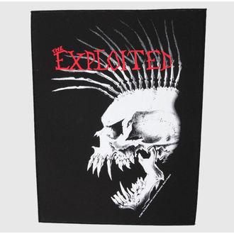 nášivka veľká The Exploited - Bastard Skull - RAZAMATAZ, RAZAMATAZ, Exploited
