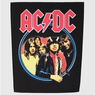 nášivka veľká AC/DC - Highway To Hell - RAZAMATAZ, RAZAMATAZ, AC-DC