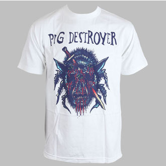tričko pánske Pig Destroyer - Blind (White) - RELAPSE, RELAPSE, Pig Destroyer