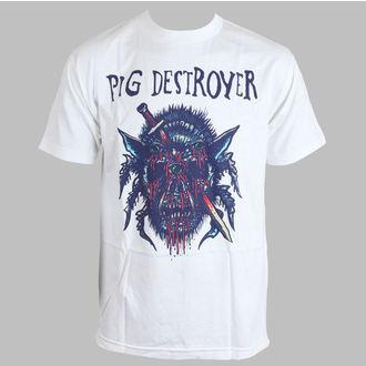 tričko pánske Pig Destroyer - Blind (White) - RELAPSE, RELAPSE, Pig Destroyer