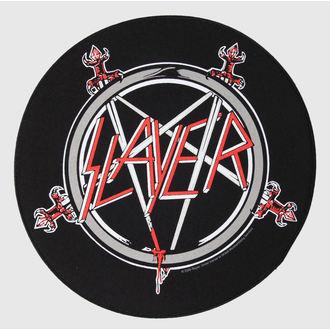nášivka veľká Slayer - Pentgram - RAZAMATAZ, RAZAMATAZ, Slayer