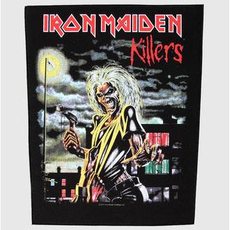nášivka veľká Iron Maiden - Killers - RAZAMATAZ - BP826
