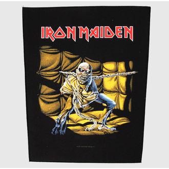 nášivka veľká Iron Maiden - Piece Of Mind - RAZAMATAZ, RAZAMATAZ, Iron Maiden