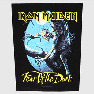 nášivka veľká Iron Maiden - Fear Of The Dark - RAZAMATAZ, RAZAMATAZ, Iron Maiden