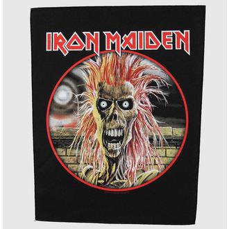 nášivka veľká Iron Maiden - RAZAMATAZ, RAZAMATAZ, Iron Maiden