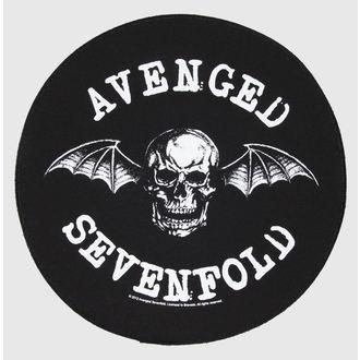 nášivka veľká Avenged Sevenfold - Death Bat - RAZAMATAZ, RAZAMATAZ, Avenged Sevenfold