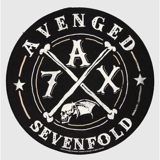 nášivka veľká Avenged Sevenfold - A7X - RAZAMATAZ, RAZAMATAZ, Avenged Sevenfold